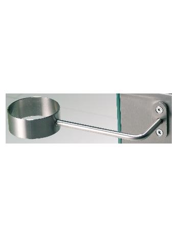 Holder for dryer, stainless steel